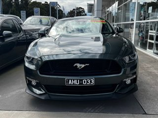 2016 Ford Mustang FM GT Fastback SelectShift Green 6 Speed Sports Automatic Fastback.