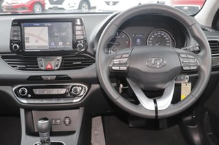 2020 Hyundai i30 PD2 MY20 Active D-CT Polar White 7 Speed Sports Automatic Dual Clutch Hatchback