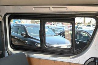 2015 Toyota HiAce KDH201R Silver 4 Speed Automatic Van