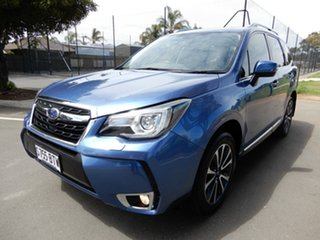 2016 Subaru Forester S4 MY16 XT CVT AWD Premium Blue 8 Speed Constant Variable Wagon.