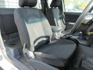 2012 Mazda BT-50 White 6 Speed Manual Extracab