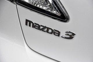 2009 Mazda 3 BL10F1 Maxx Activematic White 5 Speed Sports Automatic Sedan
