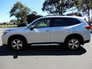2018 Subaru Forester S5 MY19 2.5i-S CVT AWD Silver 7 Speed Constant Variable Wagon