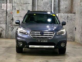 2015 Subaru Outback B6A MY15 3.6R CVT AWD Grey 6 Speed Constant Variable Wagon.