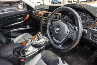 2012 BMW 320i F30 320i White 8 Speed Sports Automatic Sedan