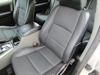 2008 Ford Territory SY SR RWD Silver 4 Speed Sports Automatic Wagon