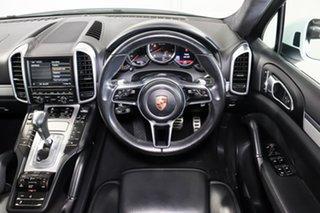 2015 Porsche Cayenne 92A MY15 Turbo Tiptronic White 8 Speed Sports Automatic Wagon