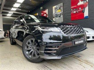 2018 Land Rover Range Rover Velar L560 D300 R-Dynamic SE Santorini Black Sports Automatic Wagon.