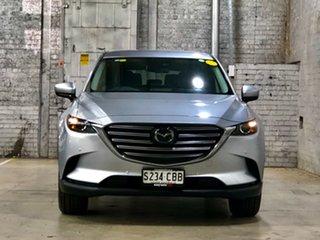 2019 Mazda CX-9 TC Touring SKYACTIV-Drive i-ACTIV AWD Silver 6 Speed Sports Automatic Wagon.
