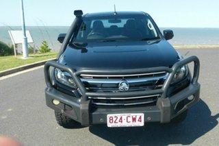 2018 Holden Colorado RG MY18 LS Pickup Crew Cab Black 6 Speed Sports Automatic Utility