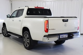 2020 Mercedes-Benz X-Class 470 X250d 4MATIC Power White 7 Speed Sports Automatic Utility.