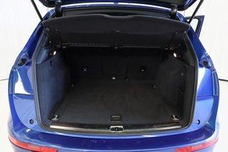 2016 Audi SQ5 8R MY17 TDI Tiptronic Quattro Blue 8 Speed Sports Automatic Wagon