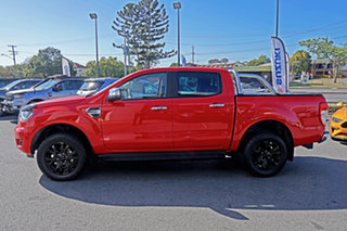 2018 Ford Ranger PX MkIII 2019.00MY XLT Red 6 Speed Sports Automatic Utility