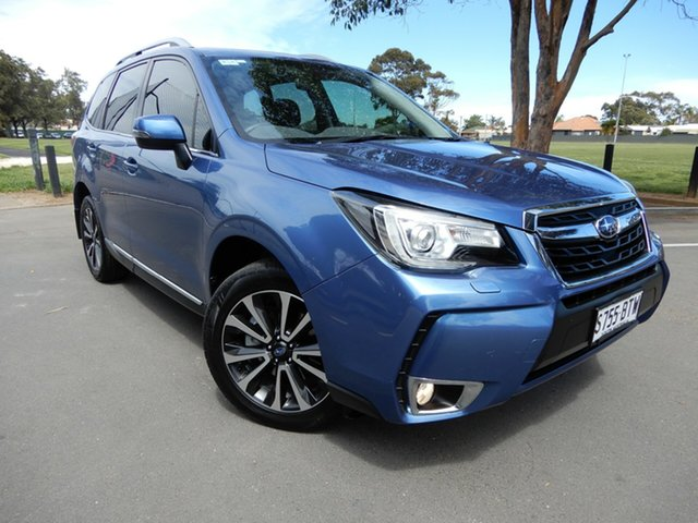 Used Subaru Forester S4 MY16 XT CVT AWD Premium Glenelg, 2016 Subaru Forester S4 MY16 XT CVT AWD Premium Blue 8 Speed Constant Variable Wagon