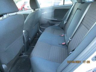 2010 Toyota Corolla ZRE152R MY10 Ascent White 4 Speed Automatic Sedan