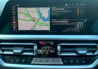 2020 BMW 3 Series G20 330i Steptronic M Sport Alpine White 8 Speed Sports Automatic Sedan