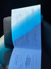 2013 Kia Grand Carnival VQ MY14 Platinum Blue 6 Speed Sports Automatic Wagon