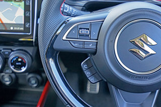 2021 Suzuki Swift AZ Series II Sport Yellow 6 Speed Manual Hatchback