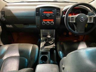 2011 Nissan Pathfinder R51 MY10 ST-L Silver 6 Speed Manual Wagon