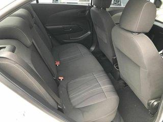 2014 Holden Barina TM MY15 CD White 6 Speed Automatic Sedan