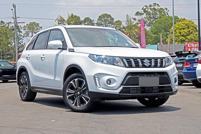 New Suzuki Vitara LY Series II Turbo 2WD Ebbw Vale, 2021 Suzuki Vitara LY Series II Turbo 2WD White 6 Speed Sports Automatic Wagon