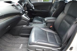 2013 Honda CR-V RM VTi-L 4WD White 5 Speed Automatic Wagon
