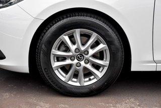 2015 Mazda 3 BM5476 Maxx SKYACTIV-MT White 6 Speed Manual Hatchback