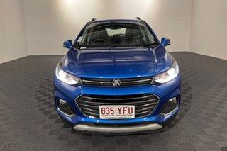 2018 Holden Trax TJ MY18 LTZ Blue 6 speed Automatic Wagon.