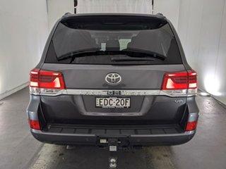 2019 Toyota Landcruiser VDJ200R VX Grey 6 Speed Sports Automatic Wagon