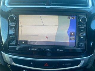2016 Mitsubishi ASX XC MY17 XLS Black 6 Speed Sports Automatic Wagon
