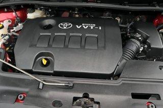 2008 Toyota Corolla ZRE152R Ascent Wildfire 4 Speed Automatic Sedan