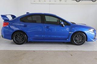 2015 Subaru WRX V1 MY15 STI AWD Blue 6 Speed Manual Sedan