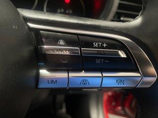 2019 Mazda 3 BP2HLA G25 SKYACTIV-Drive Astina Red 6 Speed Sports Automatic Hatchback