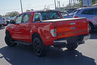 2018 Ford Ranger PX MkIII 2019.00MY XLT Red 6 Speed Sports Automatic Utility.