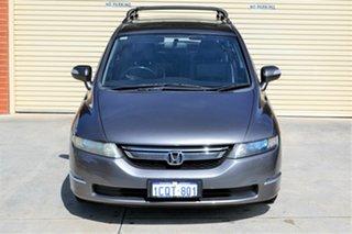 2007 Honda CR-V RE MY2007 Luxury 4WD Grey 5 Speed Automatic Wagon.