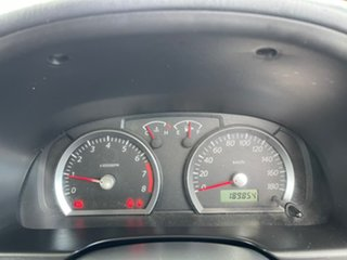 2009 Suzuki Jimny SN413 T6 JX White 5 Speed Manual Hardtop