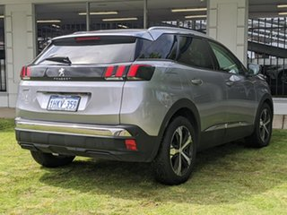 2018 Peugeot 3008 P84 MY19 Allure SUV Grey 6 Speed Sports Automatic Hatchback