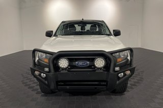2018 Ford Ranger PX MkII 2018.00MY XL Plus White 6 speed Automatic Cab Chassis.