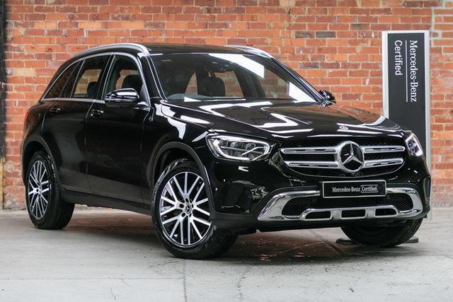 Certified Pre-Owned Mercedes-Benz GLC-Class X253 800+050MY GLC200 9G-Tronic Mulgrave, 2020 Mercedes-Benz GLC-Class X253 800+050MY GLC200 9G-Tronic Obsidian Black Metallic 9 Speed
