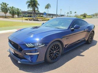 2018 Ford Mustang FN 2019MY GT Kona Blue 6 Speed Manual Fastback