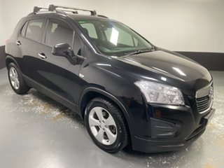 2015 Holden Trax TJ MY15 Active Black 6 Speed Automatic Wagon.