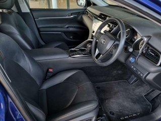 2019 Toyota Camry AXVH71R SL Lunar Blue 6 Speed Constant Variable Sedan Hybrid