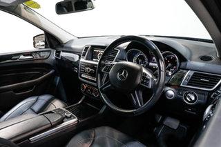 2014 Mercedes-Benz M-Class W166 ML350 BlueTEC 7G-Tronic + Black 7 Speed Sports Automatic Wagon