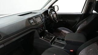 2019 Volkswagen Amarok 2H MY20 TDI550 4MOTION Perm Core White 8 Speed Automatic Utility