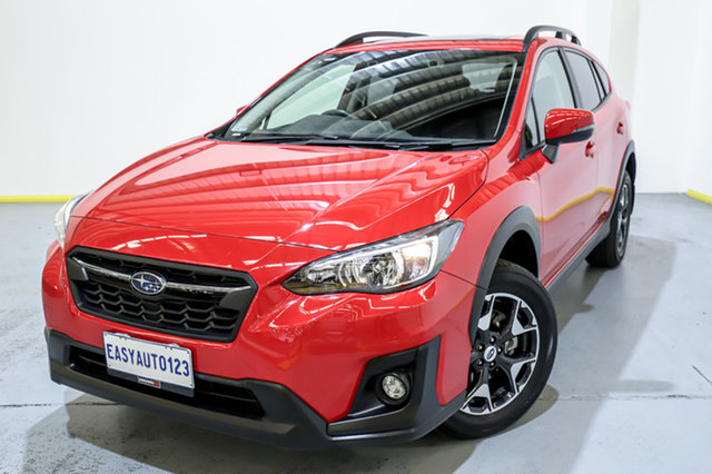Used Subaru XV G5X MY21 2.0i Premium Lineartronic AWD Canning Vale, 2020 Subaru XV G5X MY21 2.0i Premium Lineartronic AWD Red 7 Speed Constant Variable Wagon