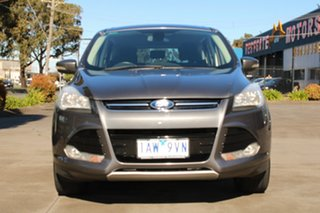 2013 Ford Kuga TF Ambiente (FWD) Grey 6 Speed Manual Wagon.