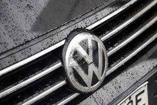 2015 Volkswagen Passat 3C (B8) MY16 132TSI DSG Comfortline Deep Black Pearl Effect 7 Speed