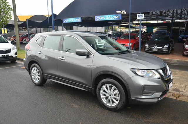 Used Nissan X-Trail T32 Series 2 ST 7 Seat (2WD) Toowoomba, 2019 Nissan X-Trail T32 Series 2 ST 7 Seat (2WD) Grey Continuous Variable Wagon