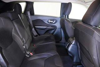 2015 Jeep Cherokee KL MY15 Longitude Silver 9 Speed Sports Automatic Wagon