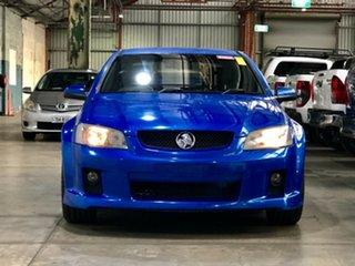 2008 Holden Commodore VE SV6 Blue 5 Speed Sports Automatic Sedan.